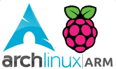 Arch Linux ARM sur un Raspberry Pi 2
